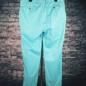 Polo by Ralph Lauren Pants - Ralph Lauren Light Blue Classic Pants 36x32